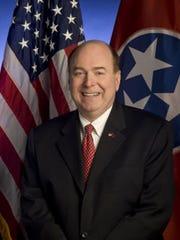 Tennessee Treasurer David Lillard
