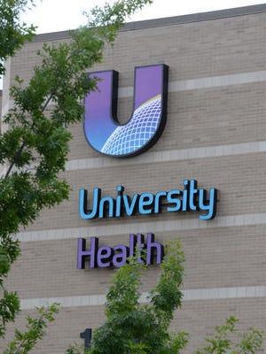 University Health operates hospitals in Shreveport and Monroe.