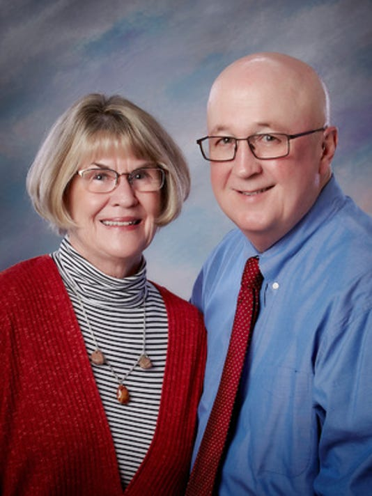 Anniversaries: Bill Lewis & Connie Lewis