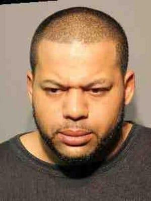 Eddy Cruz, 41, of New York City allegedly robbed a TD Bank in Greenburgh on Feb. 10, 2017.