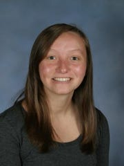 Kacie Hoaglund, Roxbury High School Class 2013, was awarded a Fulbright Scholarship.