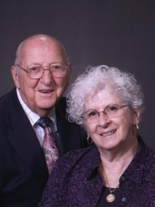Anniversaries: Vergil Collins & Wanda Collins