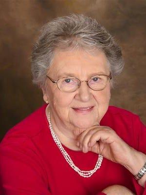 Peggy Ann (Pykonen) Covey, 86