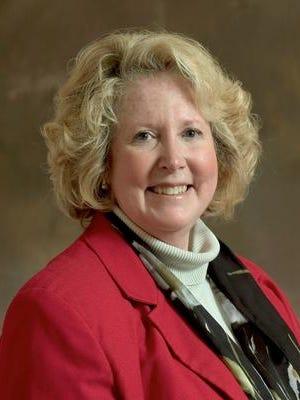 Former University of Louisville Foundation officer Kathleen Smith