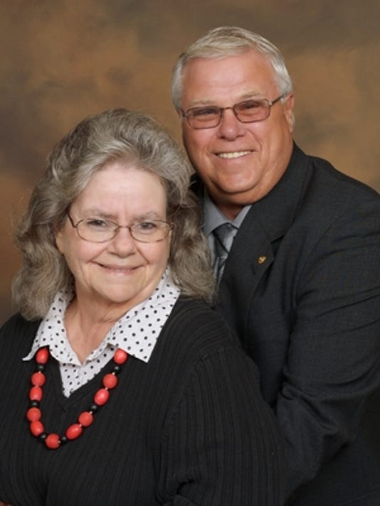 Anniversaries: Steve Anderson & Deb Anderson
