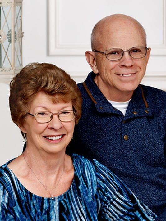 Anniversaries: Stanley E. Koehler & Carole R. Koehler