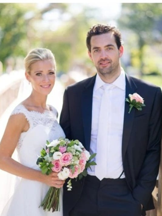 Weddings: Tara Maria Checton & Joseph Gerard Griffin, Jr.