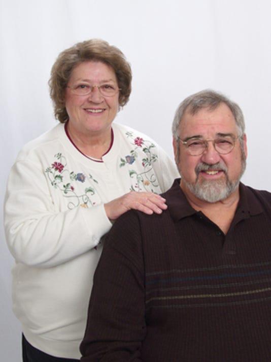 Anniversaries: Richard Engler & Kathy Engler
