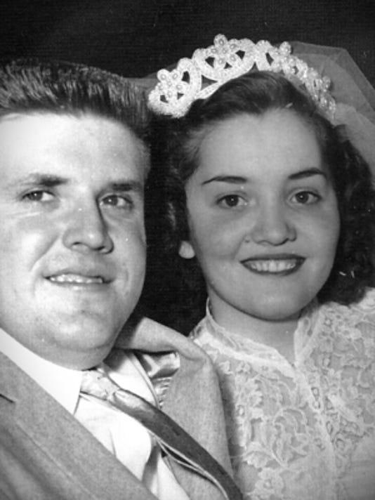 Anniversaries: Marie Lochner & Sam Lochner