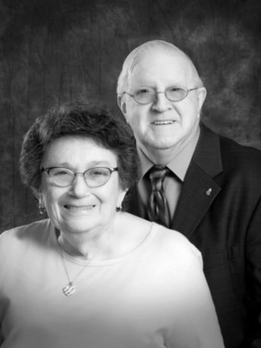 Anniversaries: George Griebel & Margret Griebel