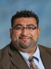 Joe Garza, superintendent of New Berlin School District