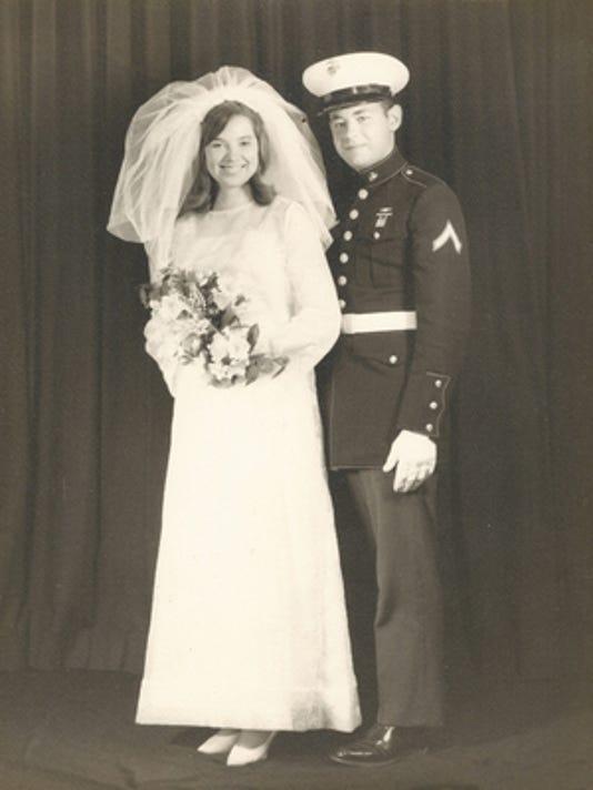 Anniversaries: Charles Voorhis & Annette Voorhis