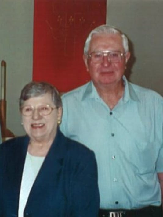 Anniversaries: Duane Hartmann & Helen Hartmann