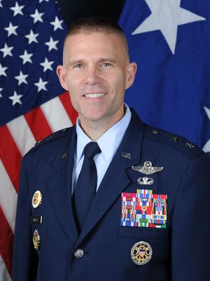 Air Force Maj. Gen. Steven L. Kwast