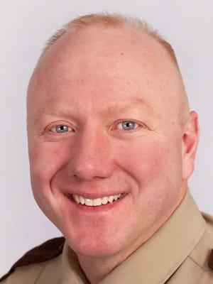 Sgt. Shawn Larsen