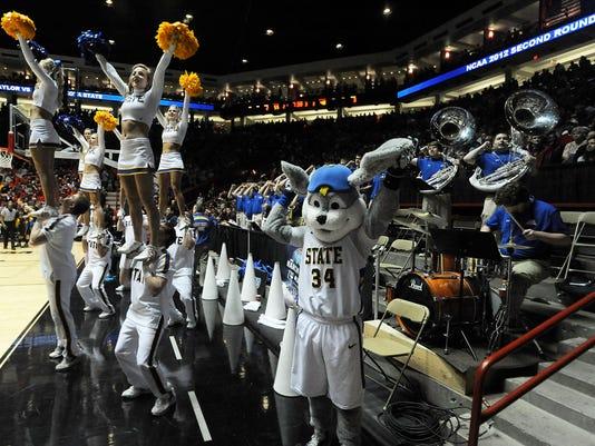 NCAA Men's Basketball Championship-SDSU vs. Baylor