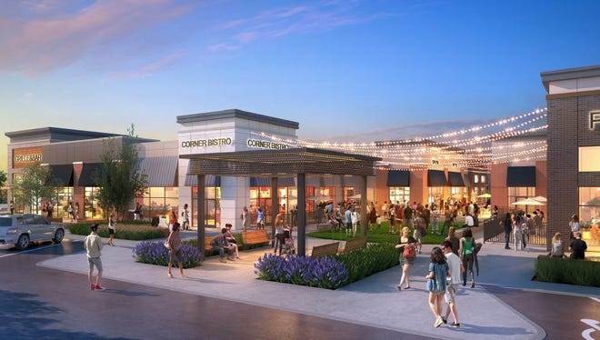 One Bellevue Place is expected to include 375,000 square feet of retail space.