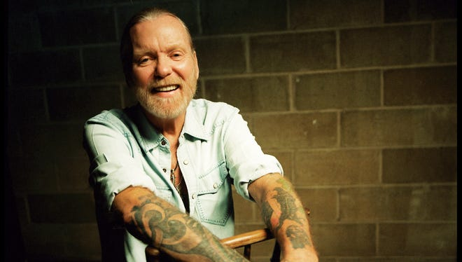 Gregg Allman, recipient of the Living Legend Award at the 10th annual Classic Rock Awards.