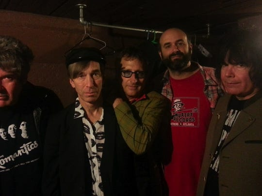 National rock act Split Squad will return to Dogfish Head in Rehoboth Beach at 10 p.m., Friday, Oct. 27 (opening for the group Dressy Bessy). Split Squad includes members of Blondie, The Plimsouls and The Fleshtones.