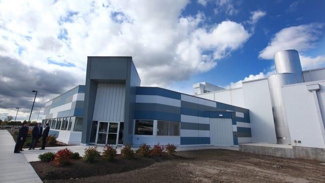 Alpina Foods first North America facilities located in Batavia.