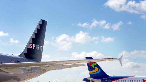 XXX Spirt Airlines