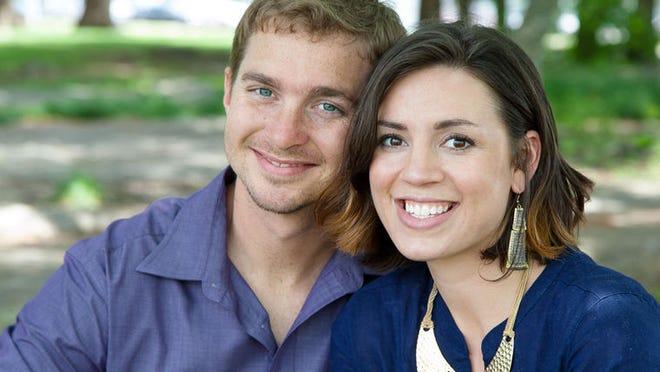 Jason and Natasha Landphair