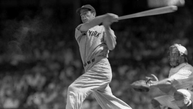 Joe DiMaggio had a great memory for times and places he played.