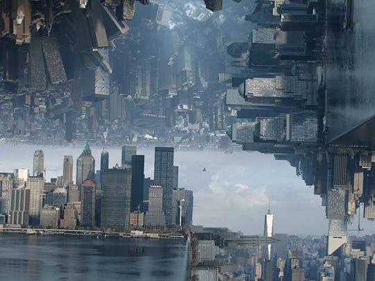 "Manhattan gets twisted in ""Doctor Strange."""