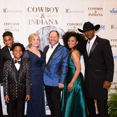 Cowboy and Indiana packs the house in West Monroe