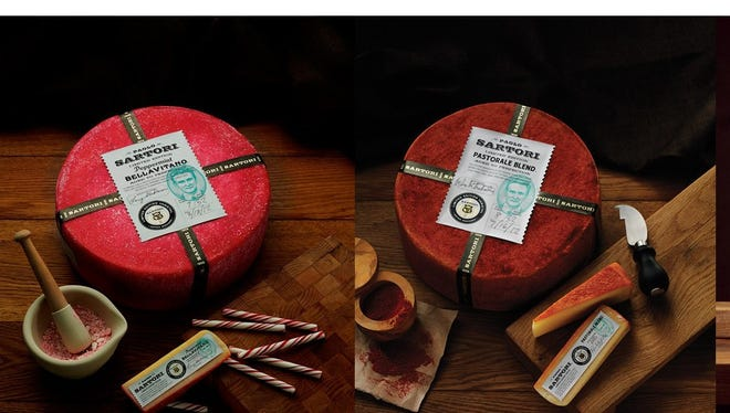 Sartori wins three gold medals for their Limited Edition Peppermint BellaVitano, Limited Edition Pastorale Blend, and shredded SarVecchio Parmesan at the U.S. Championship Cheese Contest.