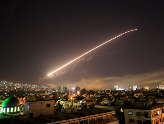 AP SYRIA US I SYR