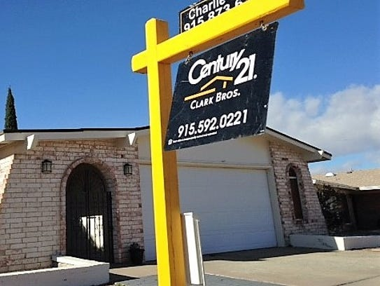 El Paso's home resale prices hit a record high last