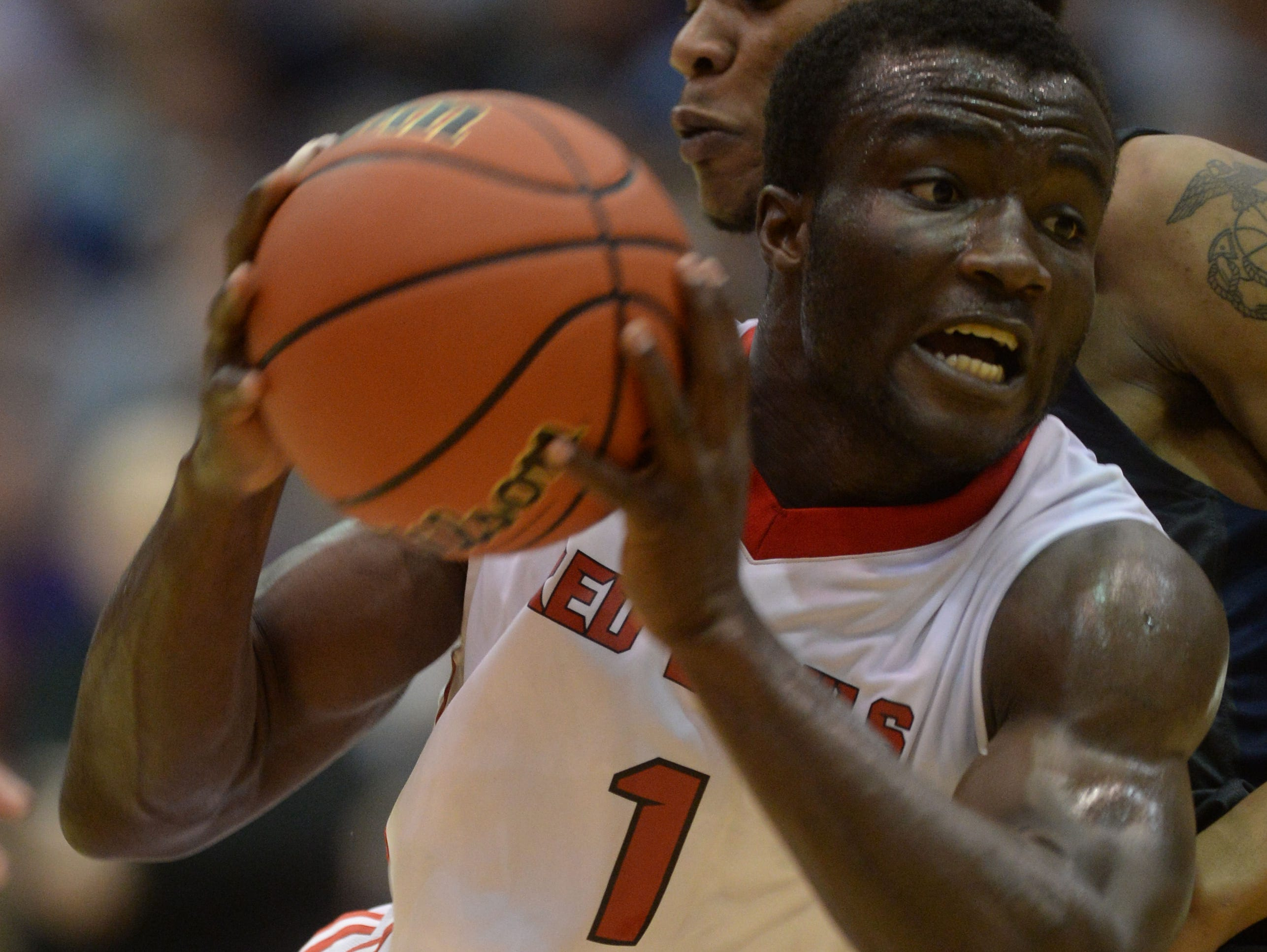 Richmond's Joel Okafor is one among those invited to the Top 60 workout on April 12.