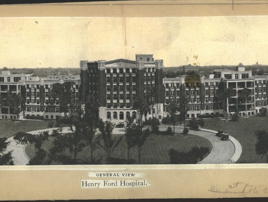 Henry Ford Hospital Celebrates 100 Years Of Healing