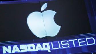 AP NASDAQ NEARS PEAK F FILE USA NY