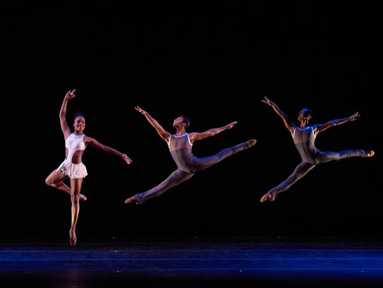 The Dance Theatre of Harlem will perform  at 7:30 p.m.