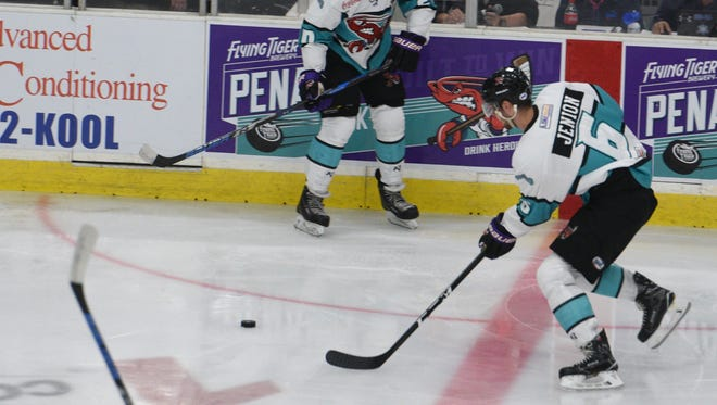 The Shreveport Mudbugs return to action Friday against Amarillo on George's Pond at Hirsch Coliseum.