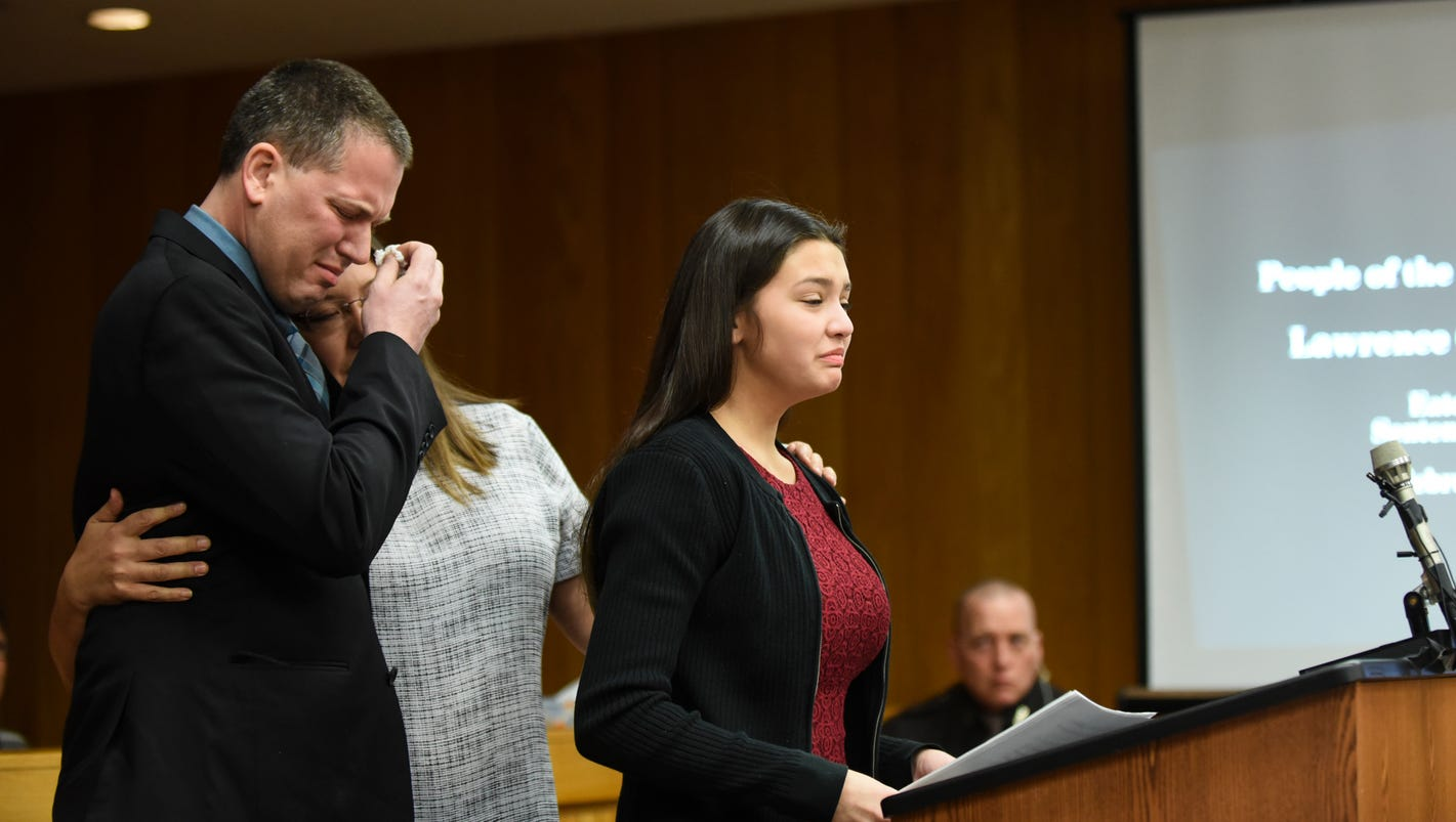 More Nassar victims speak out in Eaton County