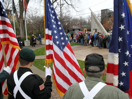 The Waukesha Allied Veterans Council holds its annual