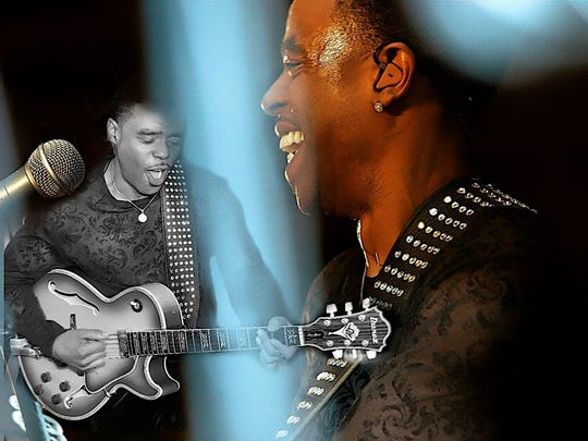 Jazz guitarist and singer Norman Brown will perform