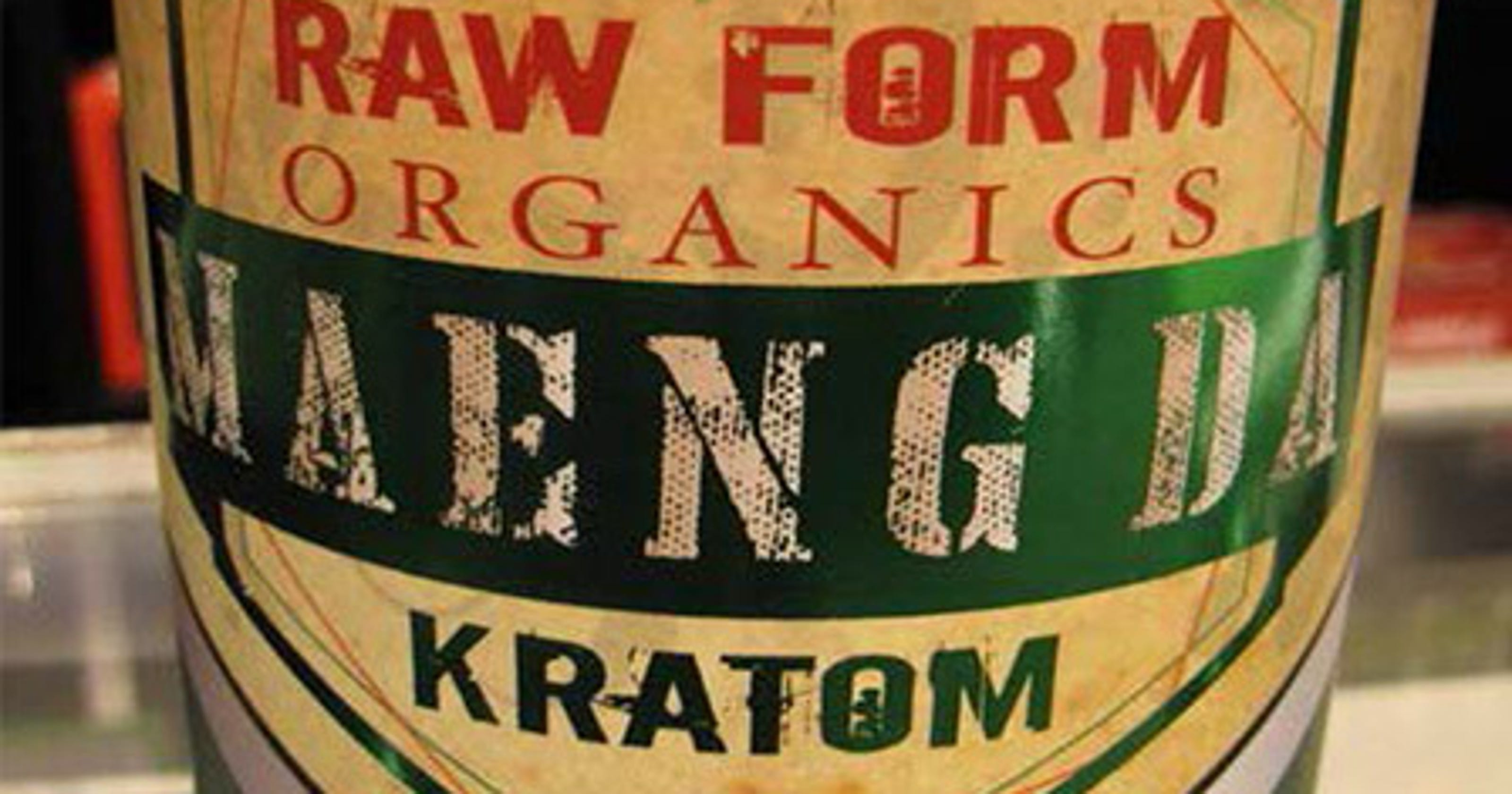 Mich  officials warn against consuming kratom