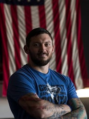 Cape Coral Crossfit owner Nick Habich is an Iraq War