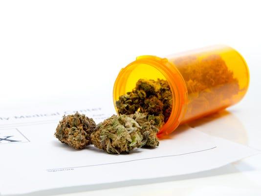 Medical Marijuana thinkstock