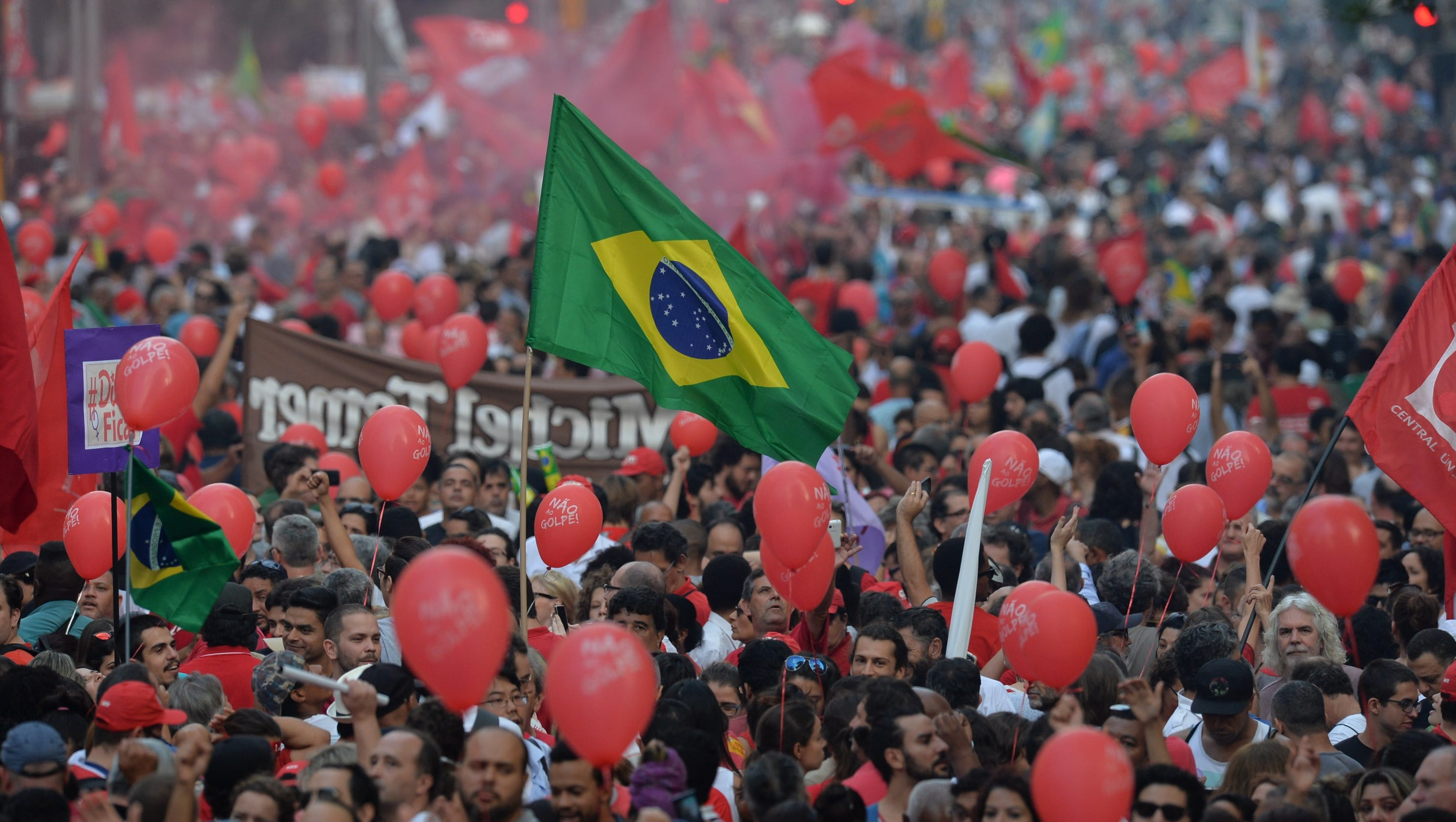 growing protests in brazil Brazil awoke friday to city centers still smoldering after a night that shocked the nation: 1 million protesters took to the streets in scores of cities, with.