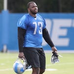 Detroit Lions' Greg Robinson has 'solid' debut at left tackle