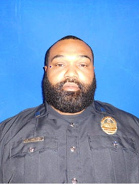 Leondrick Melvin has been suspended from Metro Corrections without pay.