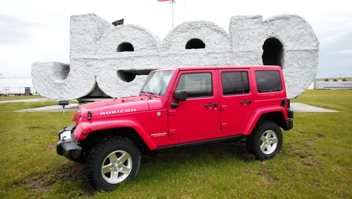 Temporary layoffs coming to Jeep plant in Toledo