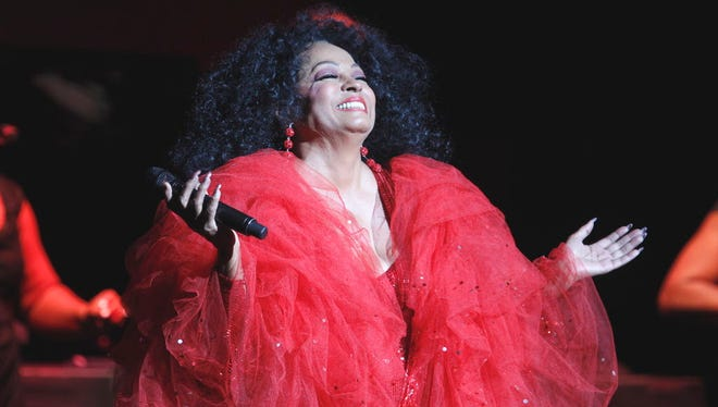 Motown legend Diana Ross will perform at the BMO Harris Pavilion July 14.