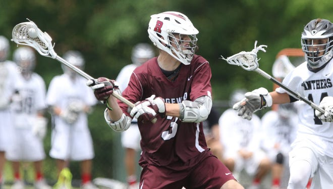 Quin Peene had 35 goals and 16 assists for Ridgewood through May 28.