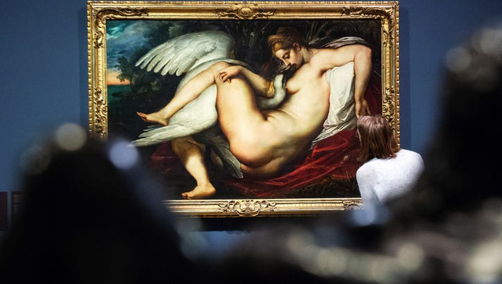 No nudes: Facebook won't allow tourist board to advertise Rubens exhibition,  including 'Descent from the Cross'